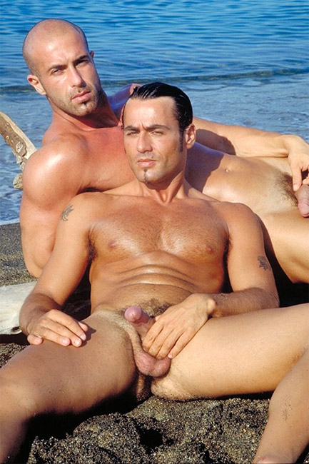 gay beach 1 Video. Bisexual Porn STar Stash Johnson