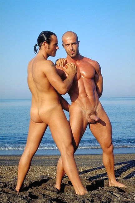 Gay male nude beach pictures